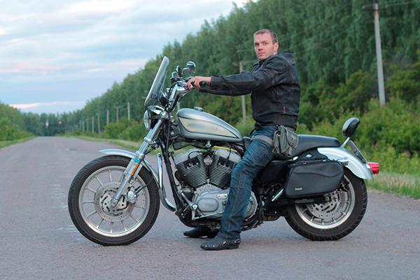 Фото №5 - Байкеры Ульяновска: 15 признаний в любви мотоциклу