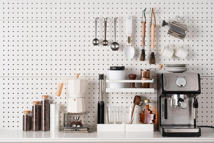Фото №2 - Как навести порядок на кухне раз и навсегда: лайфхаки, которые работают