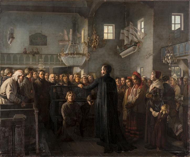 Фото №2 - Выставка «Художественное наследие семьи Клодтов» в Русском музее