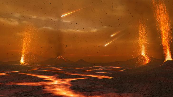 Фото №1 - Ученые выдвинули новую неожиданную версию происхождения жизни на Земле