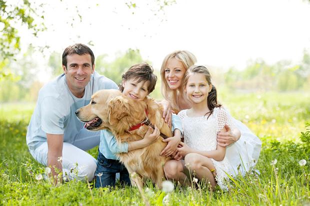 Фото №1 - Мы – дружная семья. Фотоконкурс. Весна