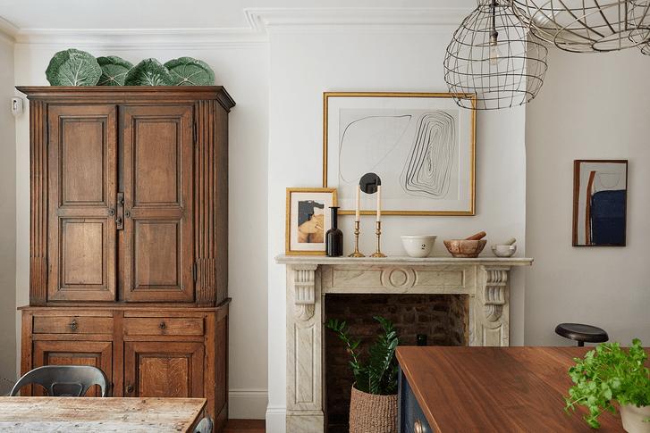 Фото №5 - Апартаменты в викторианском доме в Лондоне