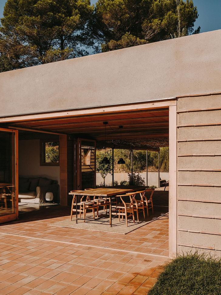 Фото №5 - Дом из природных материалов в Каталонии