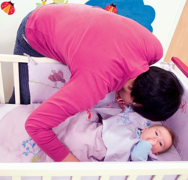 Фото №3 - Новорожденный: 6 условий хорошего сна