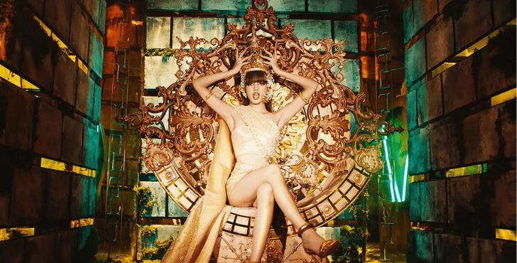 Фото №4 - Лиса из BLACKPINK рассказала, какие тайские детали попросила добавить в свое соло 😎