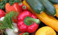 Овощи и фрукты делают женщин привлекательнее