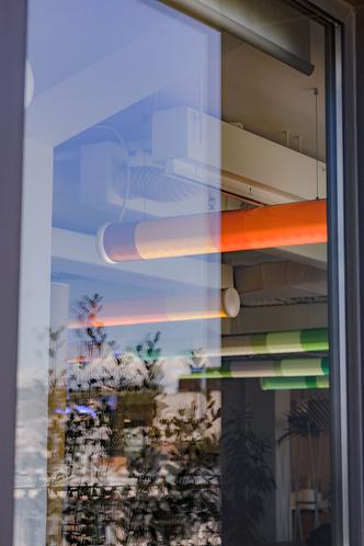 Фото №12 - Яркий офис Xcelirate в Барселоне