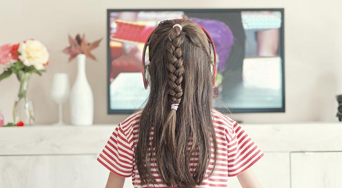 Много смотреть телевизор — вредно