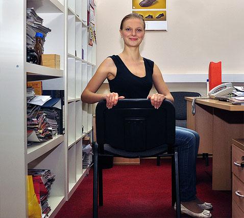 Фото №6 - 7 офисных упражнений для здорового позвоночника