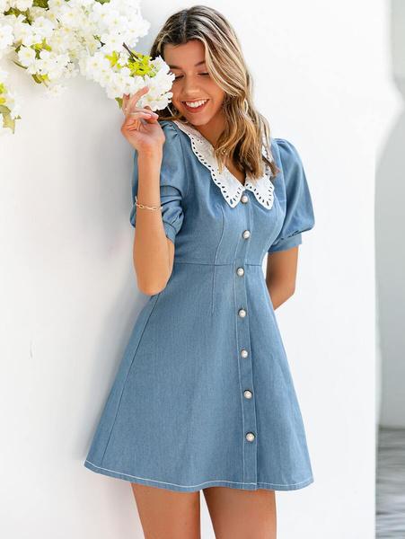 Фото №3 - Долой джинсы! 6 самых модных платьев сезона весна-лето 2021