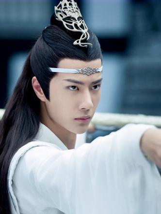 Фото №18 - Самые красивые китайские актеры 👼🏻