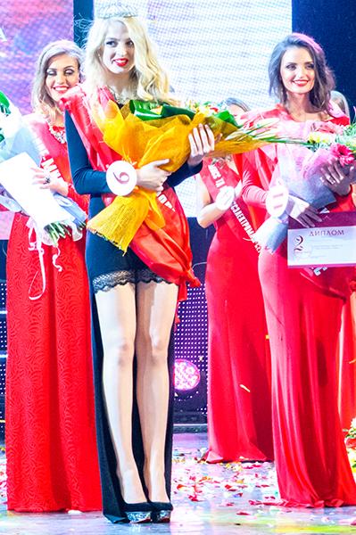 Фото №1 - В Новокузнецке выбрали «Мисс Кузбасс»