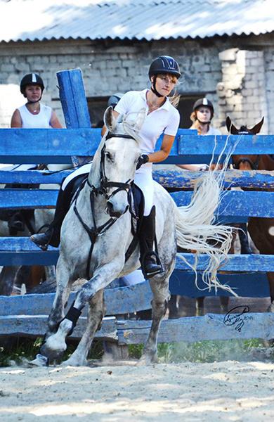 Фото №13 - Девушки на коне: самые романтичные наездницы Ульяновска
