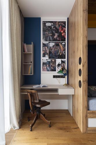 Фото №15 - Квартира 122 м² в Москве для семьи с двумя детьми и двумя собаками