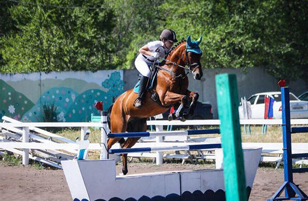 Фото №36 - Девушки на коне: самые романтичные наездницы Ульяновска