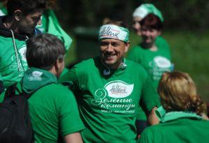 Фото №1 - Стартовал 11-ый сезон экологического проекта «Зеленые Команды»