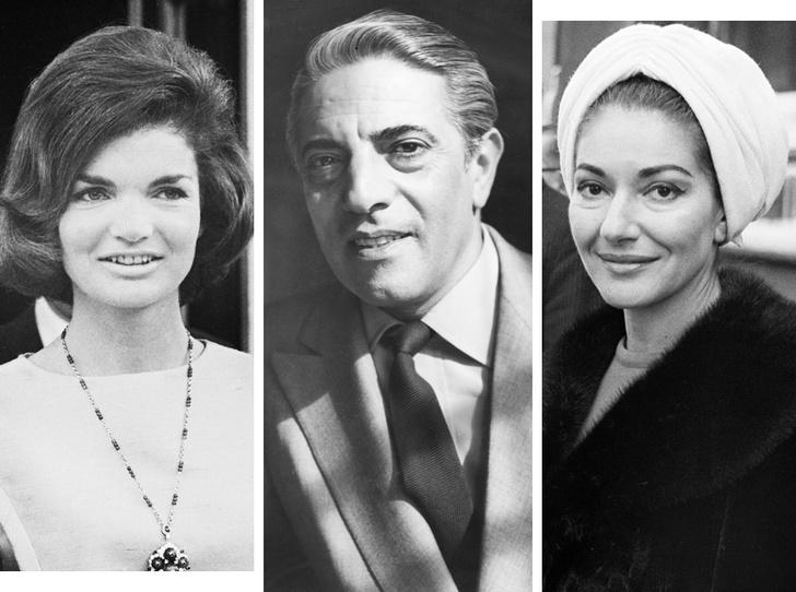 Фото №1 - Оперная дива, миллиардер и первая леди: современная греческая трагедия