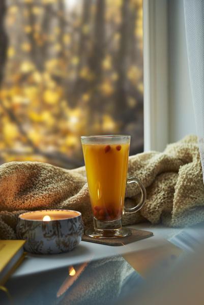 вкусный облепиховый чай дома как сделать