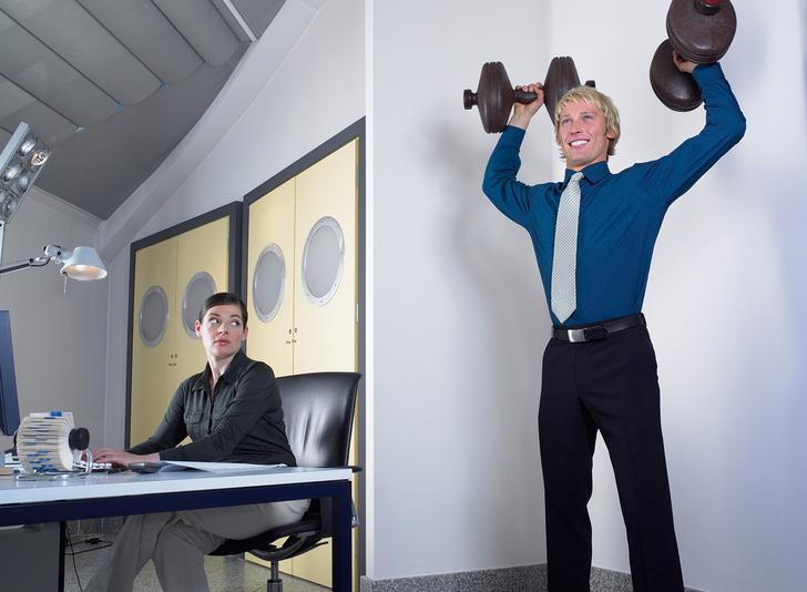 Фото №1 - Ученые рассказали, когда высокий уровень тестостерона совершенно бесполезен