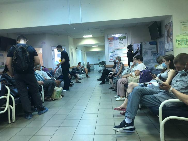 Фото №7 - «Нековидные» больницы превратились в ад— честный репортаж из приемного отделения