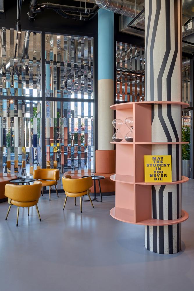Фото №8 - Яркий студенческий отель в Нидерландах