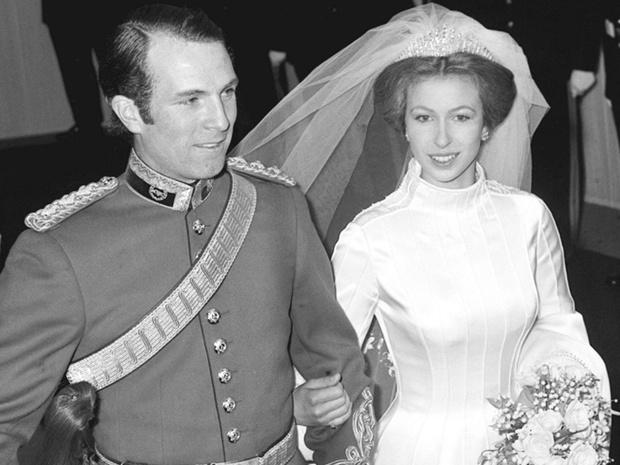 Фото №2 - Особый подарок Королевы, от которого отказался первый муж принцессы Анны