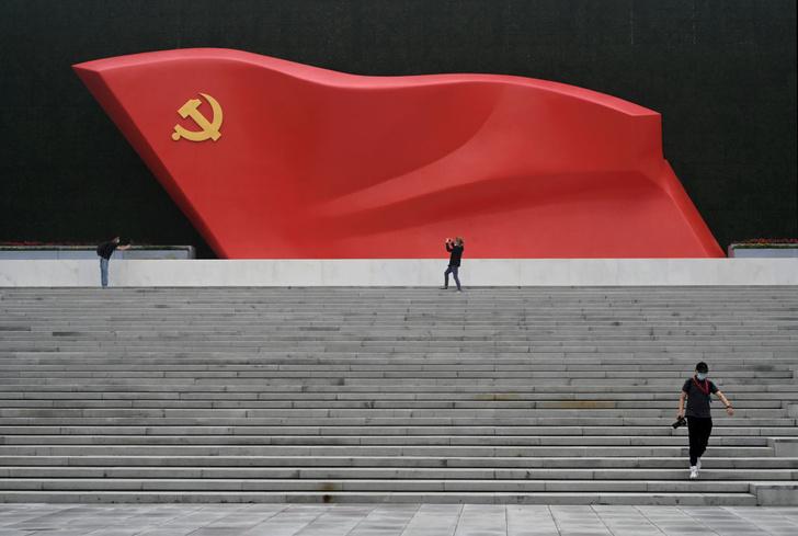 Фото №1 - Новый музей Коммунистической партии Китая