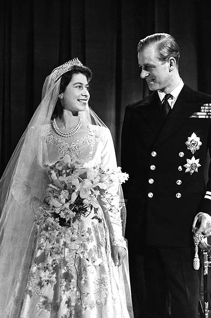 Фото №1 - 16 архивных фотографий в память о принце Филиппе