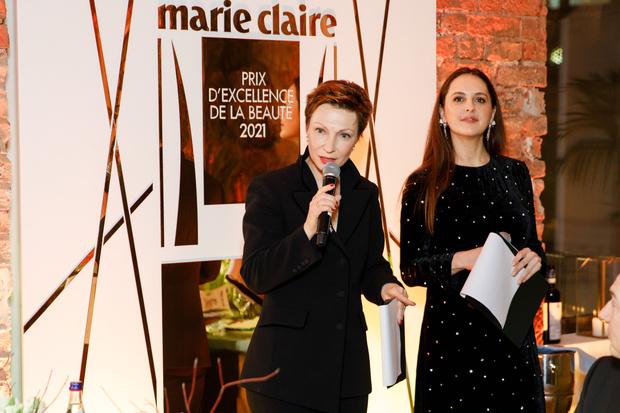 Фото №1 - Marie Claire наградил победителей премии Prix d'Excellence de la Beauté 2021