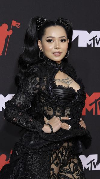 Фото №37 - Премия MTV VMA 2021: лучшие, худшие и самые яркие образы церемонии