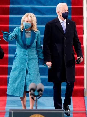 Фото №3 - Стиль Джилл Байден: как одевается новая Первая леди США