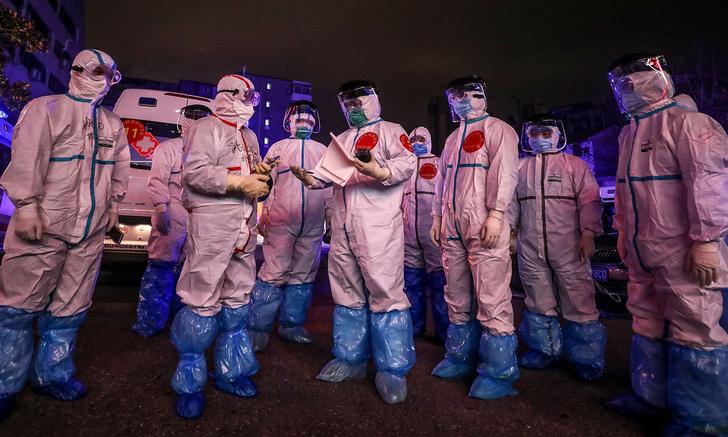 Фото №1 - ВОЗ собирается возобновить расследование происхождения коронавируса