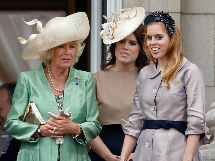 Фото №3 - Дела семейные: за что герцогине Камилле пришлось извиняться перед принцессой Евгенией