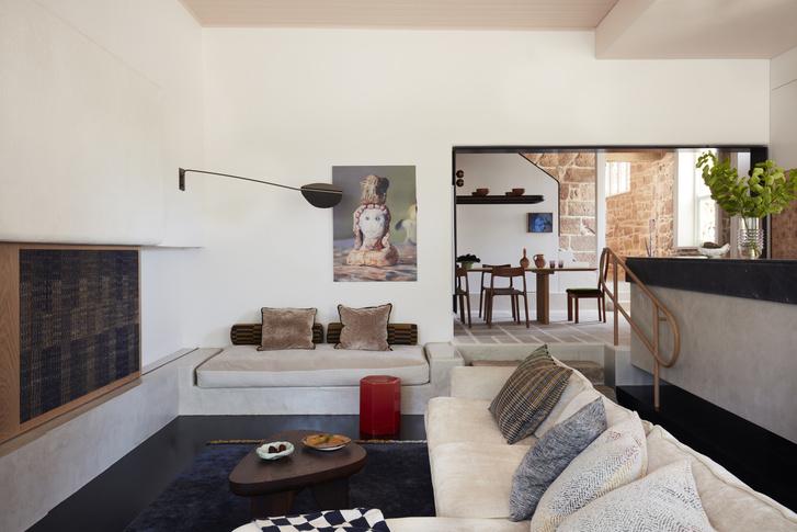 Фото №6 - Квартира в старом доме в Сиднее в эклектичном стиле