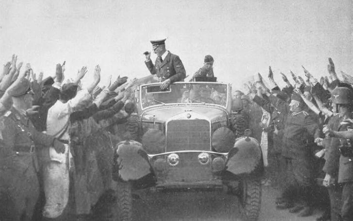 Фото №5 - «Что такое не везет…»: 10 провалившихся покушений на Гитлера