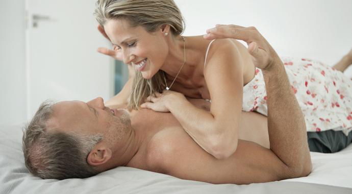 Секс после 50: возвращаемся к своим желаниям