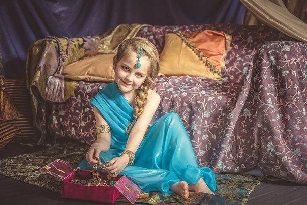 Фото №1 - Выбрана юная победительница конкурса «Однажды в сказке»