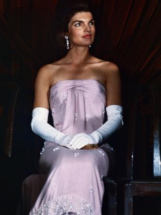Фото №8 - Азбука стиля Жаклин Кеннеди: 10 вещей, которые она сделала культовыми