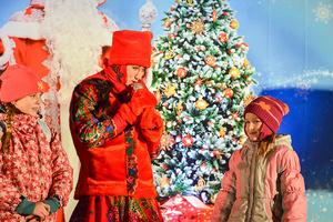 Фото №6 - Открыт новый сезон в Цирке Деда Мороза