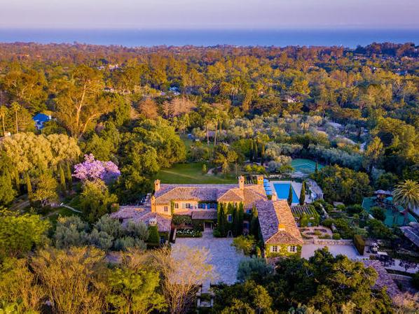 Дома Меган Маркл и принца Гарри, где живет Меган Маркл, Меган Маркл и принц Гарри в Калифорнии