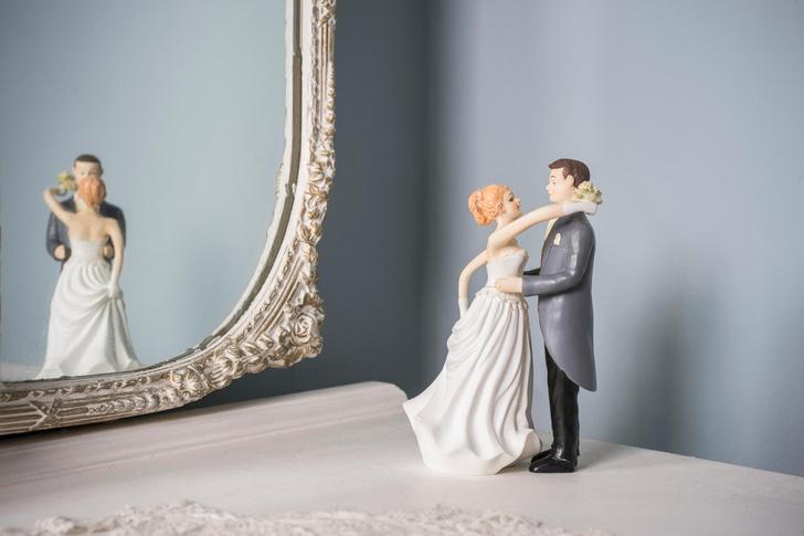 Фото №2 - Счастливо, но недолго: 6 историй пар, где жена умерла вскоре после свадьбы