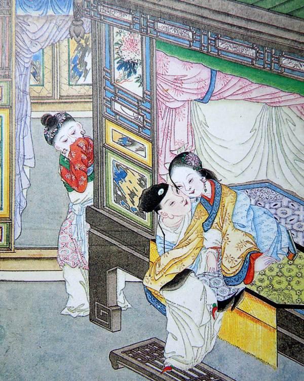 Фото №2 - Удивительные сексуальные обычаи Древнего Китая