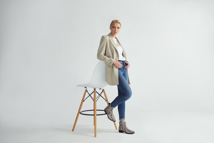 Фото №2 - Лаконичные и стильные: 7 пар осенней обуви от Geox
