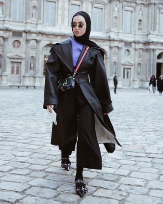 Фото №3 - Модный Восток: 10 блогеров-мусульманок, на которых вам захочется подписаться
