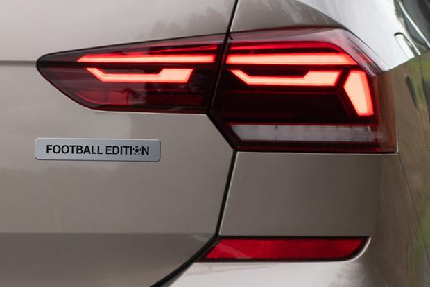 Фото №1 - Volkswagen представил футбольную версию Polo