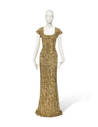 Фото №11 - Звездный дизайнер и подруга Мика Джаггера: самые роскошные наряды Л'Рен Скотт