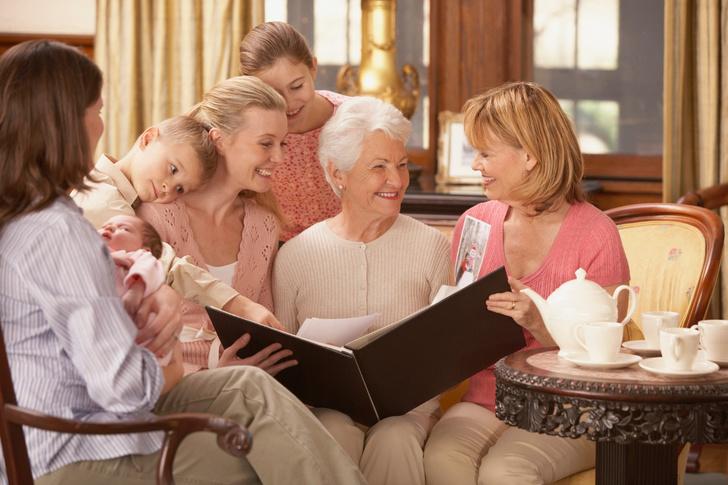 Фото №2 - Летопись семьи: как хранить фото и видео