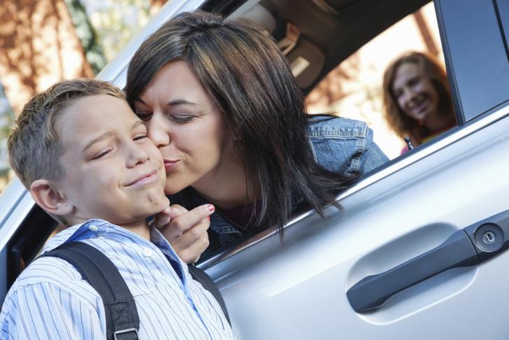 Слияние с ребенком, как отпустить ребенка от себя