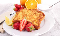 Сытный завтрак: как приготовить французские тосты