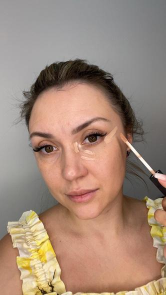 Фото №4 - Как стереть усталость с лица: экспресс-макияждля мамза 15 минут— фото